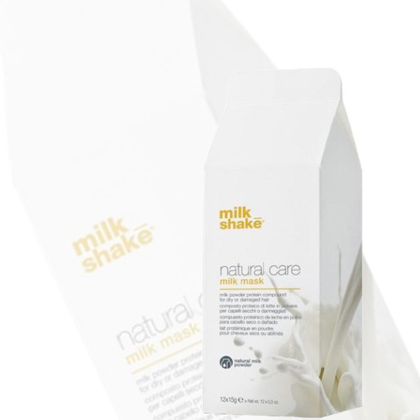 Z.one Milk Shake natural care mleczna maska 15g