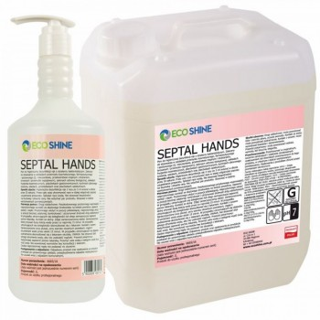 Septal hands płyn do dezynfekcji rąk 12x1000ml
