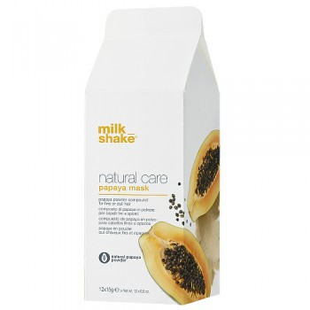 Z.one Milk Shake natural care maska w proszku z ekstraktem z owoców Papaya 12x15g