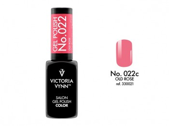 VICTORIA VYNN Gel Polish lakier hybrydowy 022 Old Rose 8ml