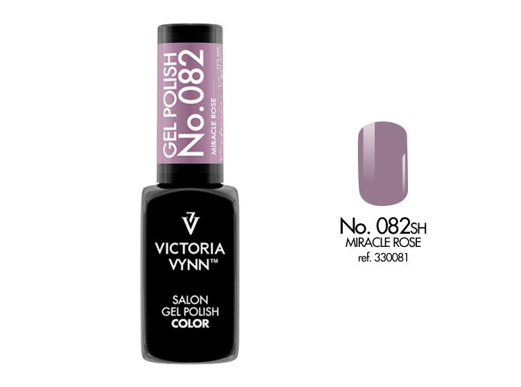 VICTORIA VYNN Gel Polish lakier hybrydowy 082 Miracle Rose 8ml