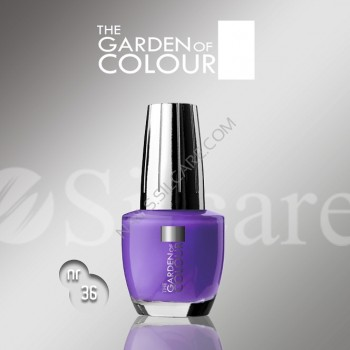SILCARE LAKIER THE GARDEN OF COLOUR 15 ML NR 036