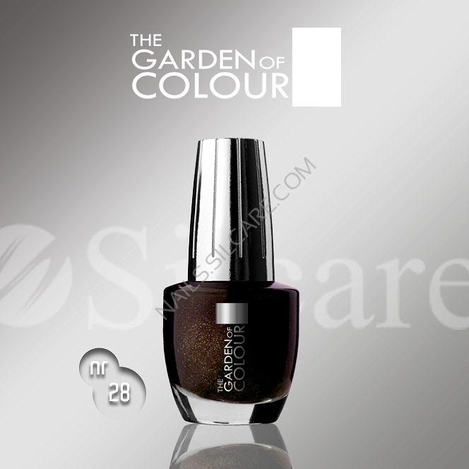 SILCARE LAKIER THE GARDEN OF COLOUR 15 ML NR 028