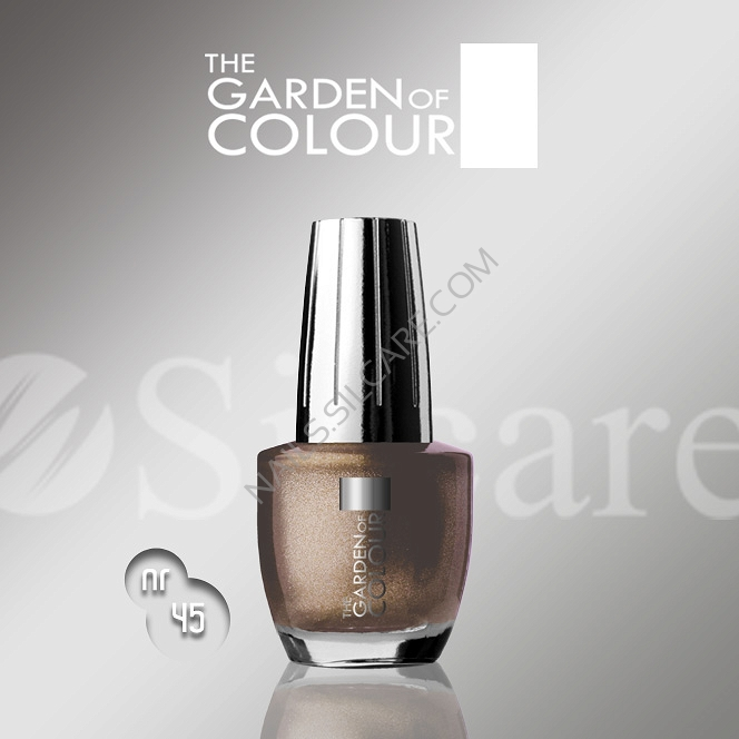 SILCARE LAKIER THE GARDEN OF COLOUR 15 ML NR 045