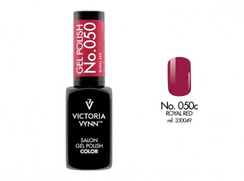 VICTORIA VYNN Gel Polish lakier hybrydowy 050 Royal Red 8ml