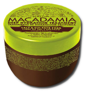 Macadamia deep hydration treatment maska nawilżająca 500ml