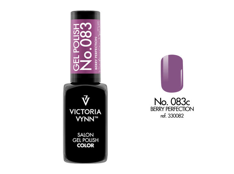 VICTORIA VYNN Gel Polish lakier hybrydowy 083 Berry Perfection 8ml