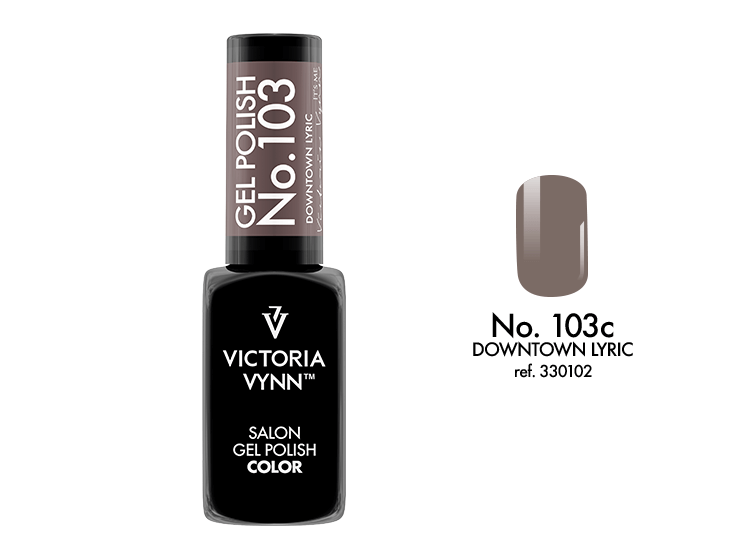 VICTORIA VYNN Gel Polish lakier hybrydowy 103 Downton Lyric 8ml