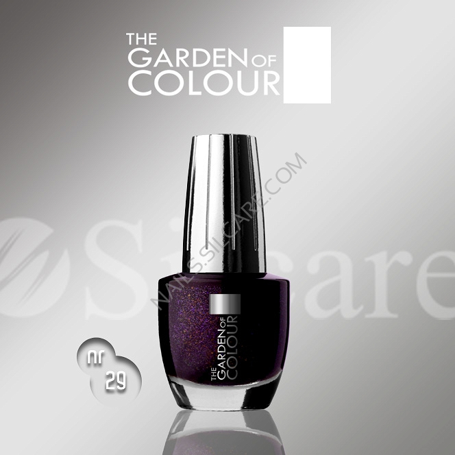 SILCARE LAKIER THE GARDEN OF COLOUR 15 ML NR 029