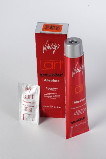 Vitalitys ART ABSOLUTE Farba do włosów 7/3 złocisty blond 100ml