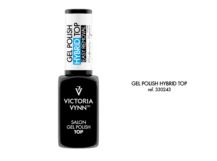 VICTORIA VYNN Gel Polish HYBRID TOP Easy Removal 8ml