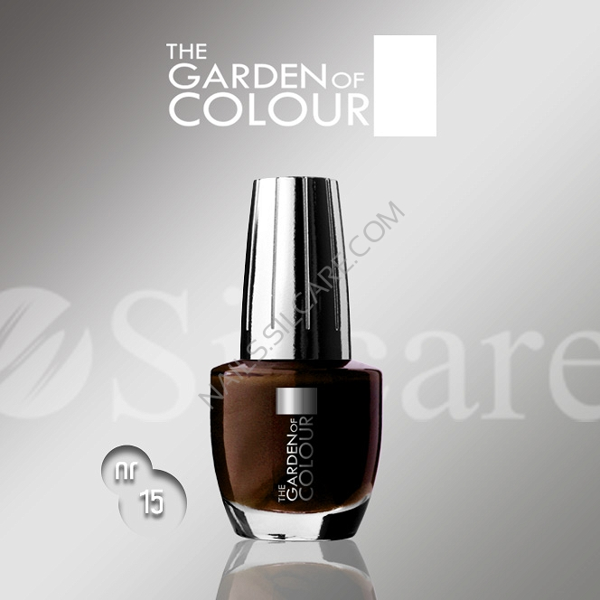 SILCARE LAKIER THE GARDEN OF COLOUR 15 ML NR 015