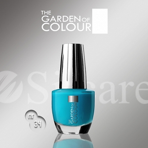 SILCARE LAKIER THE GARDEN OF COLOUR 15 ML NR 034