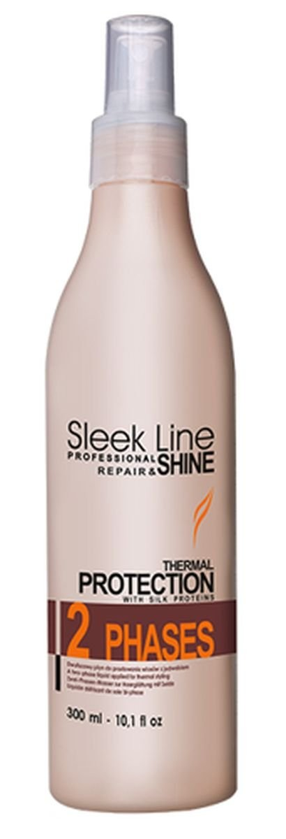 Stapiz Sleek Line Thermal Protection dwufazowy płyn do prostowania włosów 300ml