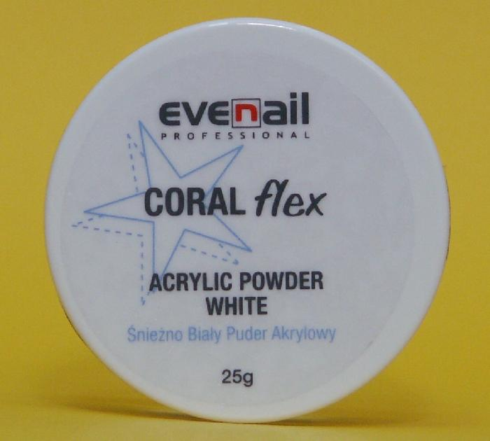 Evenail Acrylic Power French Pink 25 g akryl jasno różowy