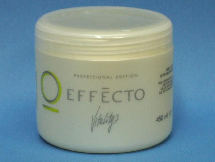 Vitalitys Effecto Gel Strong Hold super mocny żel 450m