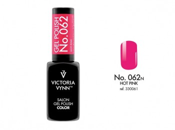 VICTORIA VYNN Gel Polish lakier hybrydowy 062 Hot Pink 8ml