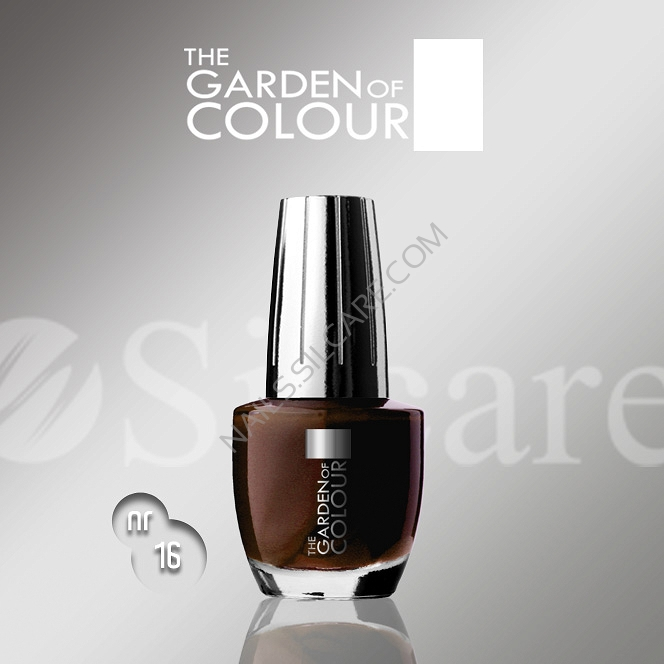 SILCARE LAKIER THE GARDEN OF COLOUR 15 ML NR 016