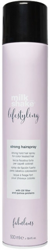 Z.one Milk Shake Lifestyling Strong Hairspray Fabulours 500ml