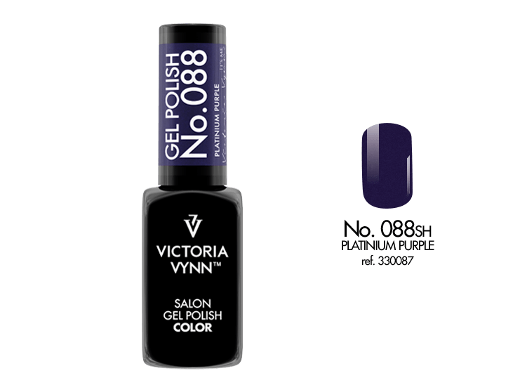VICTORIA VYNN Gel Polish lakier hybrydowy 088 Platinum Purple 8ml