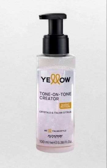 Yellow Tone-on-tone Creator kryształki 100ml