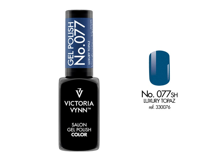VICTORIA VYNN Gel Polish lakier hybrydowy 077 Luxury Topaz 8ml