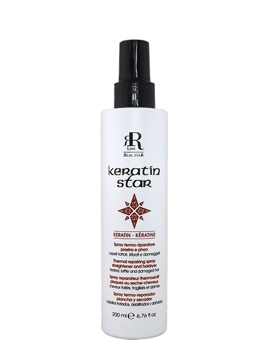RR Restructuring keratin termo spray do włosów 200ml