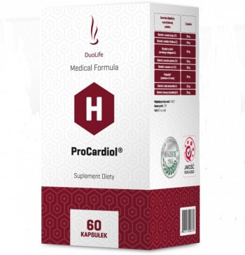 DuoLife Medical Formula ProCardiol - 60 kapsułek