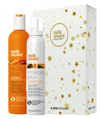 Z.one Concept Milk_Shake moisture plus Papaya Szampon 300ml + Whipped 200ml