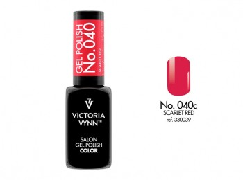 VICTORIA VYNN Gel Polish lakier hybrydowy 040 Scarlet Red 8ml