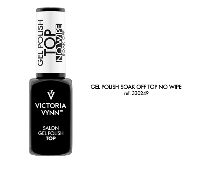 VICTORIA VYNN Gel Polish Top No Wipe (top bez przemywania) 8ml