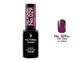 VICTORIA VYNN Gel Polish lakier hybrydowy 029 Chic Wine 8ml
