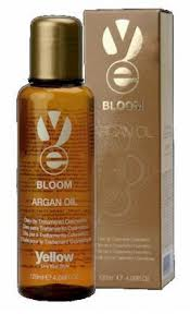 Yellow Bloom olejek arganowy do włosów 120ml