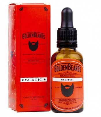 Golden Beards Surtic olejek do brody 30ml