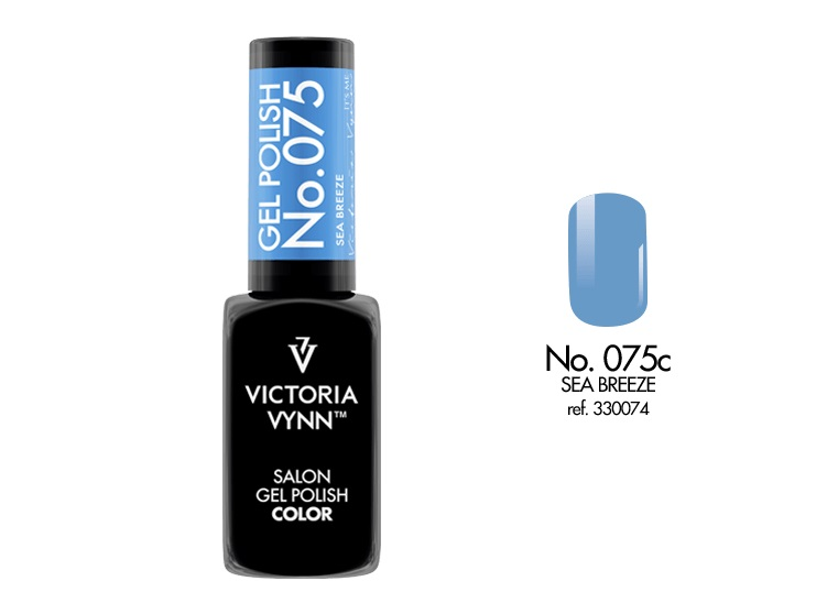 VICTORIA VYNN Gel Polish lakier hybrydowy 075 Sea Breeze 8ml