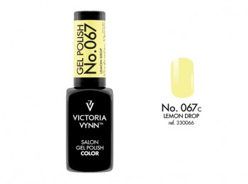 VICTORIA VYNN Gel Polish lakier hybrydowy 067 Lemon Drop 8ml