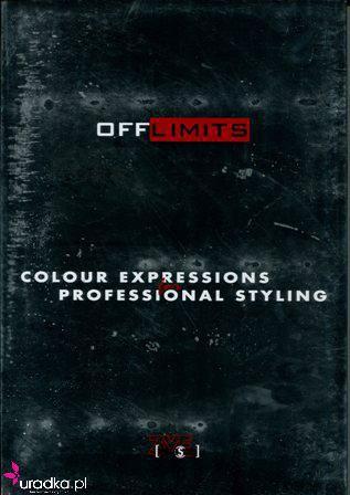 Freelimix Offlimits Karta Kolorow Nowa Nieuzywana